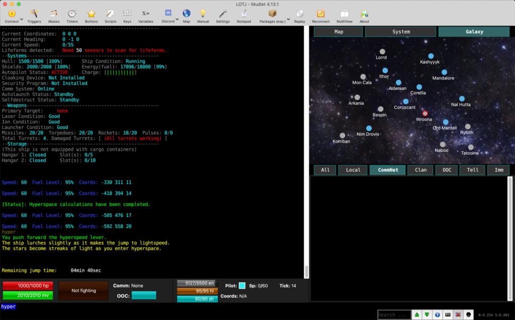 LotJ screenshot